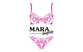 Logo Lingerie Mara