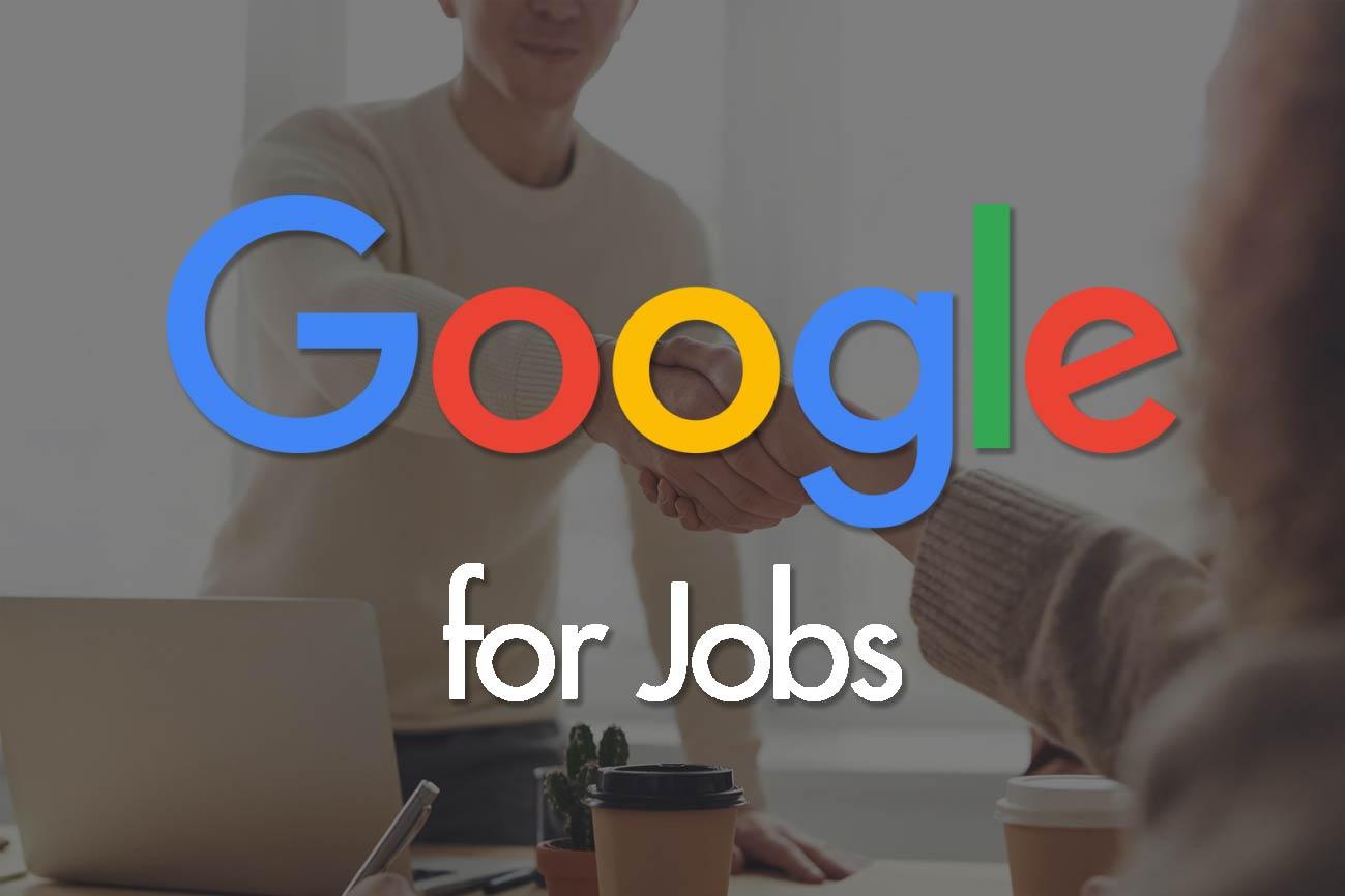 Google for Jobs: zo trek je binnenkort nieuw talent aan